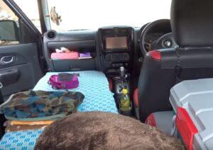 軽自動車でできる車中泊の旅!YouTube動画まとめ